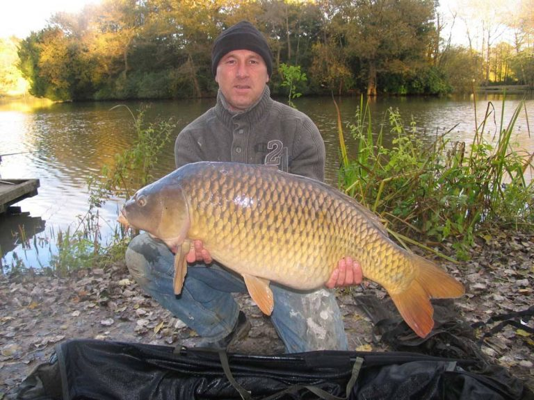 Barry Wilkinson's 31 lb Common