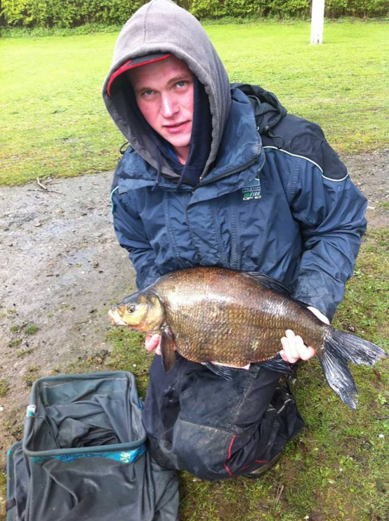 Dave Sandford 10 lb bream