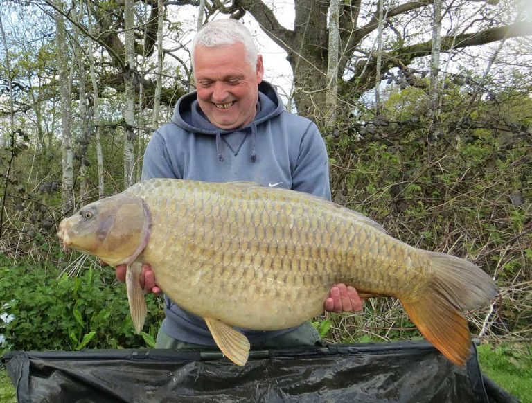 MAY - Gary Brown The Ghost 39 lb 2 oz